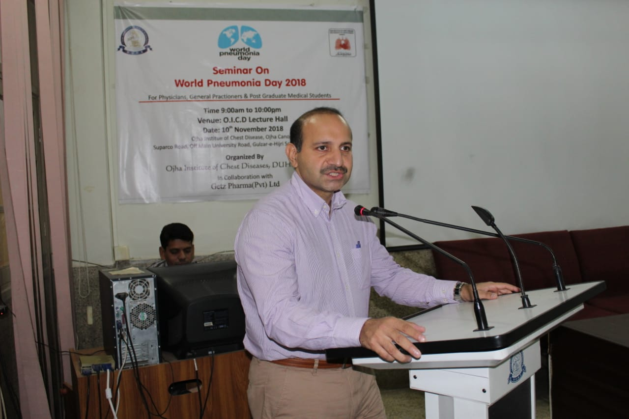 World Pneumonia Day 2018 « Official Website of Pakistan Chest Society
