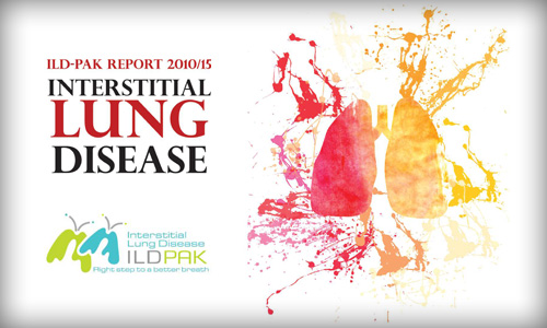 Interstitial Lung Disease (ILD-PAK Report 2010 / 15)