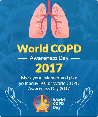 World COPD Awareness Day 2017